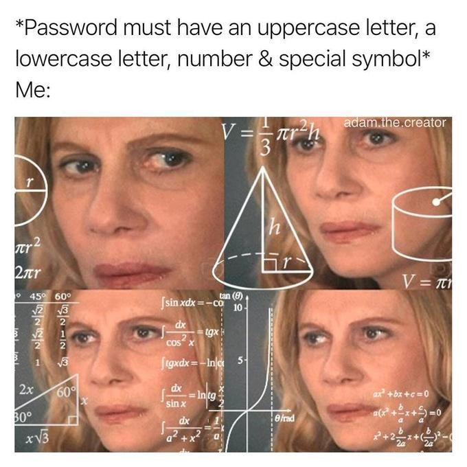 Forgot your password? We've all been there!