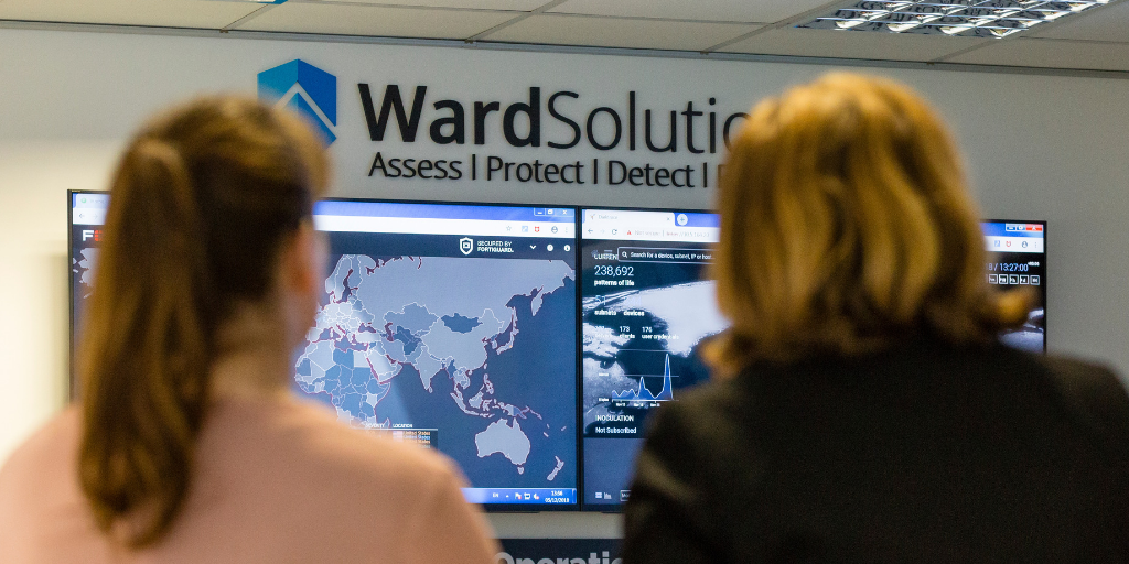 Five things a Security Operations Center can give you - Ward