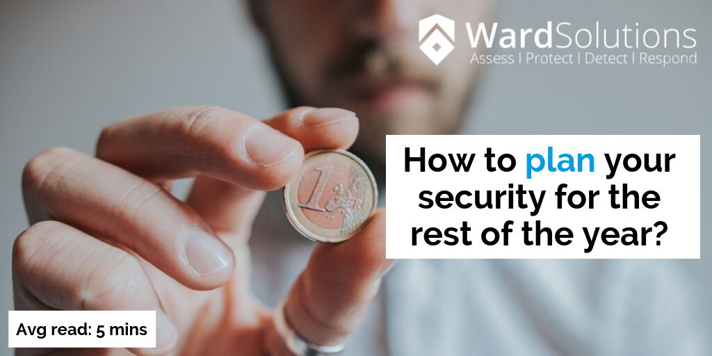 Leftover security budget- Here's how you spend it?