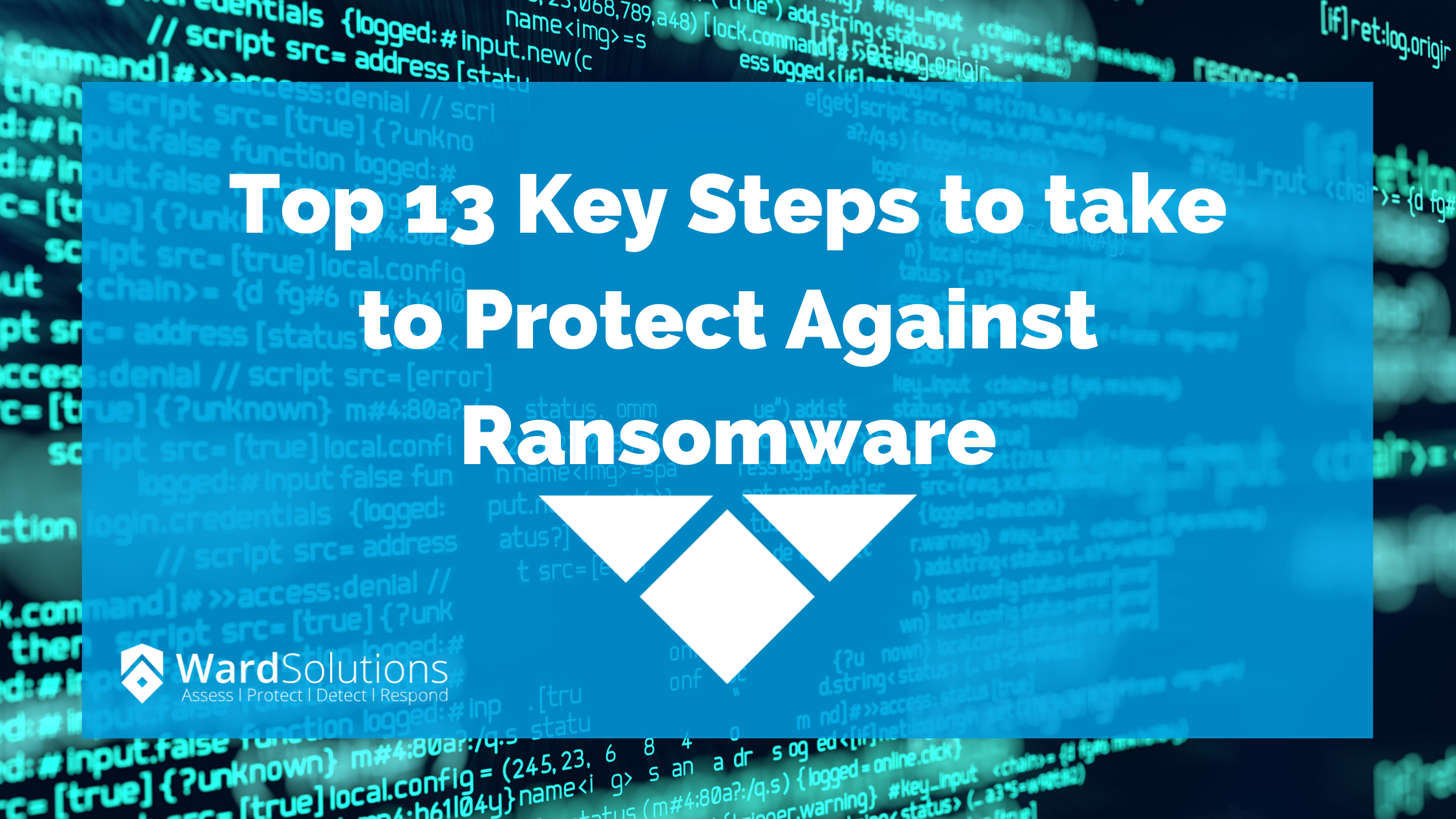Top 13 Key Steps to take to Protect Against…